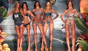 Pokaz mody w Rio