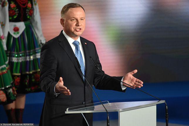 Wyniki wyborów 2020. Andrzej Duda wygrał I turę według cząstkowych wyników