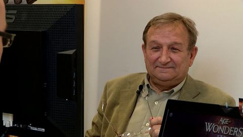 Kazimierz Kaczor opowiada o Age of Wonders III