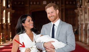Harry i Meghan pokazali synka. Ekspertka od mowy ciała komentuje ich wystąpienie