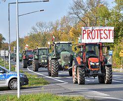 Protest. Rolnicy blokują drogi w całej Polsce. O co chodzi?