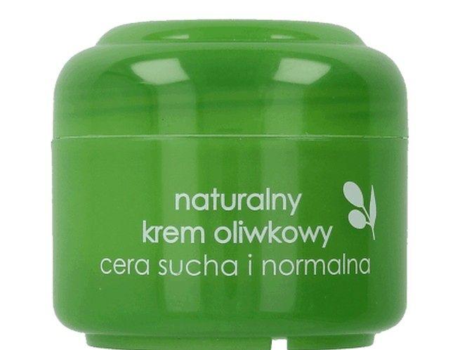 Cera sucha: Ziaja - krem oliwkowy - 3,99 zł