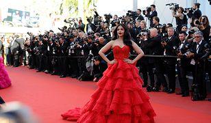 Aishwarya Rai i jej egzotyczny look. Makijaż rodem z Bollywood
