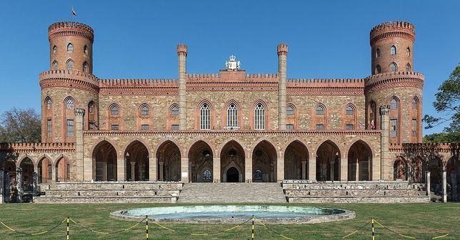 Pałac Marianny Orańskiej to największy zabytek Kamieńca Ząbkowickiego. Wieś już wkrótce może uzyskać prawa miejskie