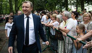Jacek Kurski podpisał w imieniu TVP umowę zwiększającą liczbę programów katolickich