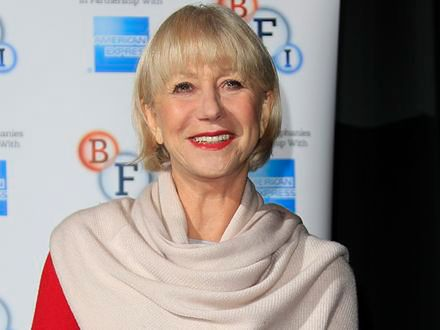 """Helen Mirren: """"Bycie matką nie było mi pisane"""""""