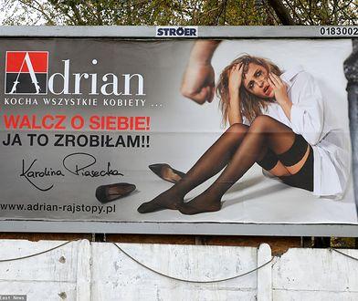 """Firma """"Adrian"""" wyjaśnia swoją decyzję odnośnie kampanii"""
