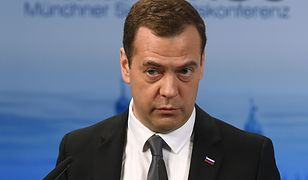 Premier Rosji Dimitrij Miedwiediew o zatrzymaniu ministra Aleksieja Uljukajewa: nadzwyczajna sytuacja