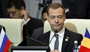 Ponad 170 tys. osób domaga się dymisji premiera Rosji Dimitrija Miedwiediewa