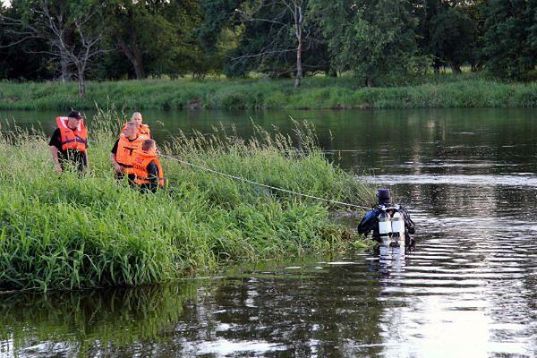Trwają poszukiwania 14-latka porwanego przez Wartę