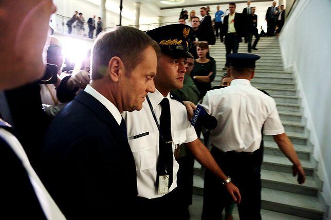 wPolityce ujawnia stenogram spotkania Donalda Tuska z rodzinami ofiar katastrofy smoleńskiej