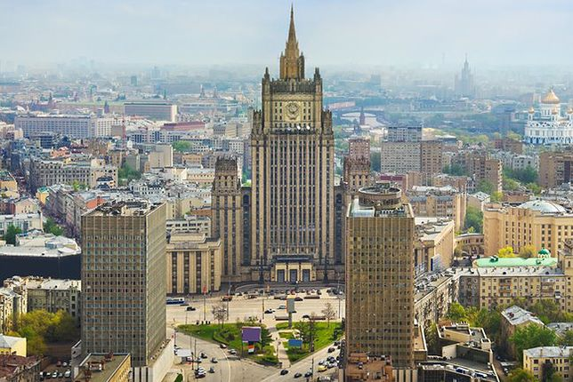 Wieżowce Moskwy - 7 sióstr