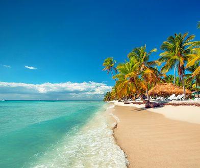 Plaże Gambii przypominają pocztówkowe pejzaże