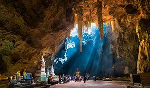 Krainy zaklęte w skałach, czyli najpiękniejsze jaskinie świata