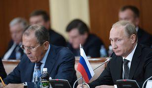 """Rosja odpowiada na sankcje. """"Wydalimy 5 polskich dyplomatów"""""""