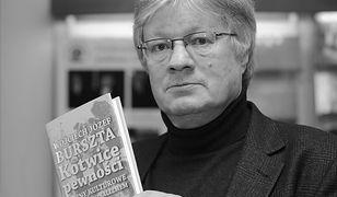 Prof. Wojciech Burszta nie żyje. Zmarł po ciężkiej chorobie