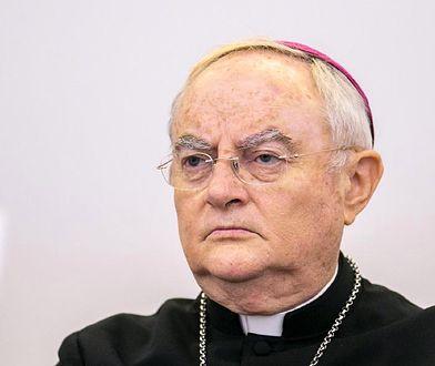 Abp Henryk Hoser jest biskup senior diecezji warszawsko-praskiej od 2017 roku