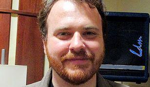 Wojciech Chmielarz jest autorem kryminałów