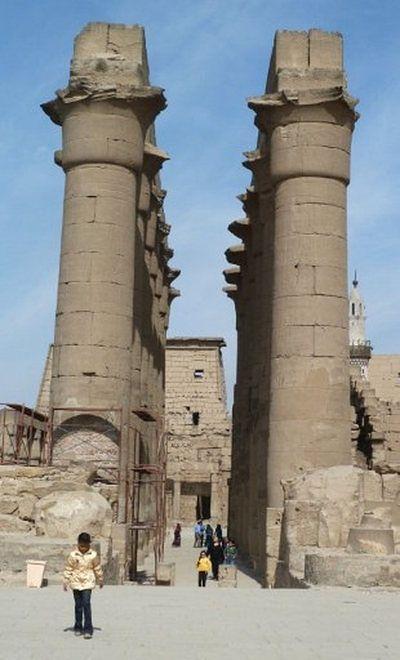 """""""Zabawy"""" w Egipcie"""