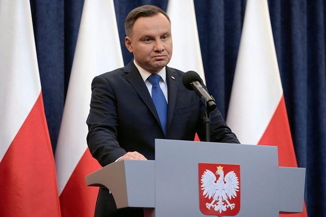Andrzej Duda ogłosił, że podpisze nowelizację