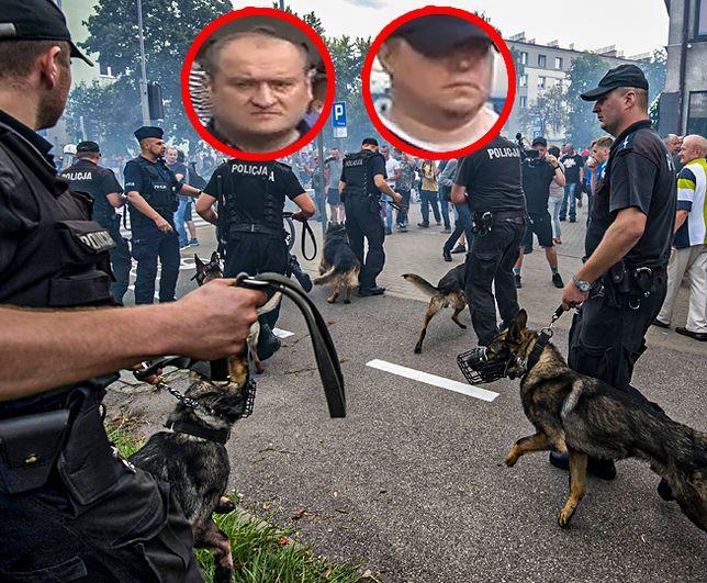 Policja opublikowała wizerunki osób podejrzewanych o utrudnianie Marszu Równości w Białymstoku