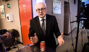 Sprawa ma związek z odwołaniem Czarneckiego z funkcji wiceszefa PE