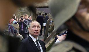 Władimir Putin: zamkniemy brudne usta tym, którzy próbują przeinaczyć historię