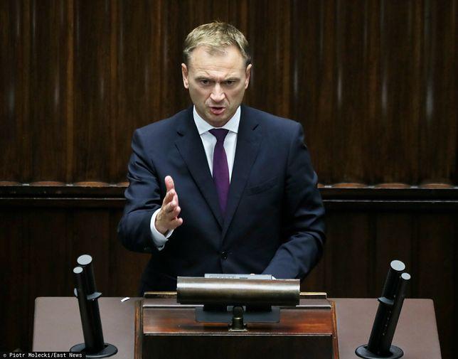 """Sławomir Nitras mówi o przyszłości Platformy Obywatelskiej. """"Pracujemy nad nową deklaracją ideową"""""""