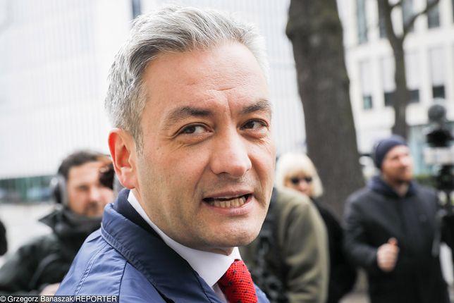 Robert Biedroń jest pewny wyborczego sukcesu