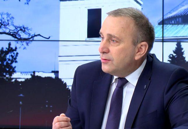 Grzegorz Schetyna skomentował słowa Małgorzaty Wassermann