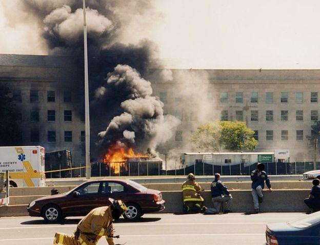 FBI publikuje nieznane dotąd zdjęcia z ataku terrorystycznego