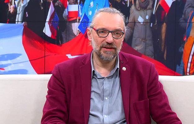 """Mariusz Błaszczak: możemy powiedzieć, że Kijowski """"sprywatyzował"""" KOD"""