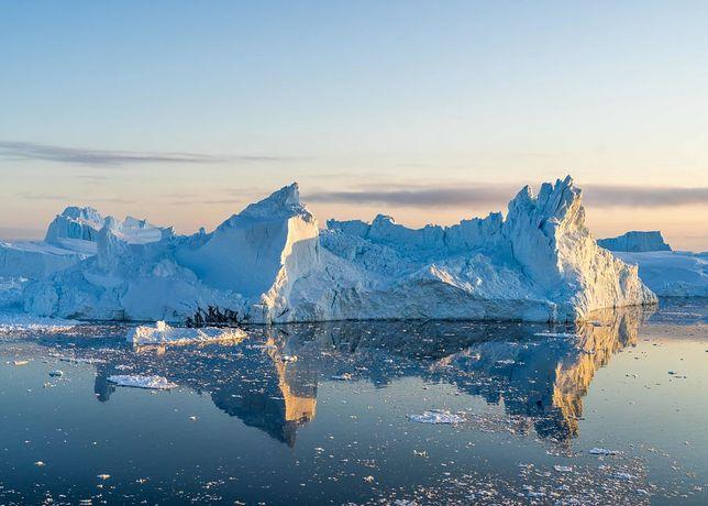 Góra lodowa - zdjęcie poglądowe