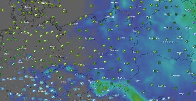 Pogoda na sylwester i Nowy Rok: IMGW wydaje ostrzeżenie
