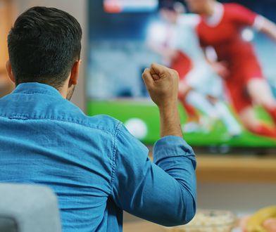 Telewizor dla kibica. Sportowe zmagania na dużym ekranie