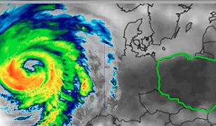 Eks-Dorian. Były huragan dotarł do Polski