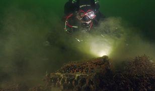 Legendarna Enigma zatopiona w Bałtyku. Odnaleźli ją nurkowie. Na aukcjach kosztuje 117 tys. euro
