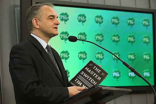 Waldemar Pawlak: nie będziemy robić wrogich przejęć