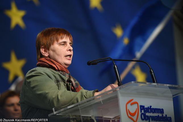 Janina Ochojska dostała się do Parlamentu Europejskiego. Zagłosowało na nią prawie trzysta tysięcy osób