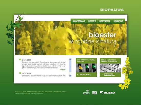 Biopaliwowy portal ORLENU