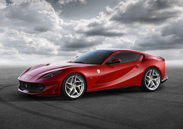 Najmocniejszy seryjny samochód w historii włoskiej marki