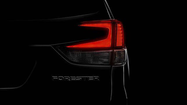 Nowe Subaru Forester niebawem będzie miał swoją premierę w Nowym Yorku.