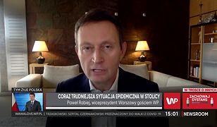 Obchody Wszystkich Świętych w Warszawie. Paweł Rabiej zabrał głos
