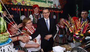 """Morawiecki: dla nas nie ma Polski """"A"""", """"B"""" i """"C"""". Jest Polska od """"A"""" do """"Z"""""""
