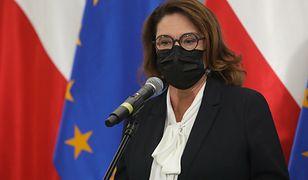 """Małgorzata Kidawa-Błońska o IPN. """"Nie może istnieć w tej formie"""""""