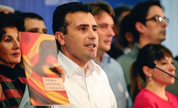 Macedonia: szef opozycji oskarża premiera o podsłuchiwanie polityków