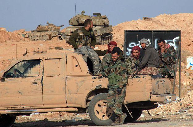 OPCW: w walkach w Syrii użyto latem gazu musztardowego