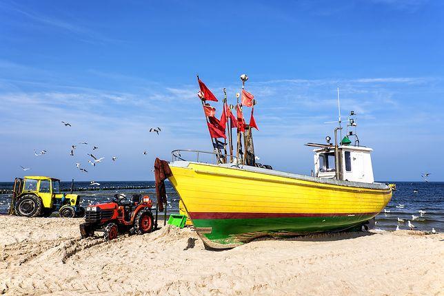 Rewal - spokojne miejsce nad polskim morzem