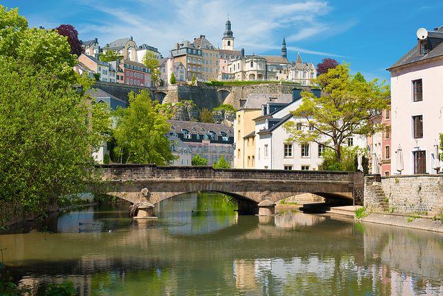 Największe atrakcje Luksemburga - nowy kierunek z Polski