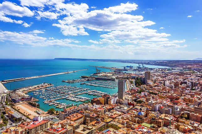 Tanie bilety - Costa Blanca, Hiszpania, 8 dni od 485 zł